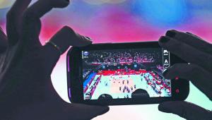 Podczas igrzysk można oglądać relacje w jakości HD także w internecie oraz na smartfonach. Taka usługa dostępna jest po raz pierwszy euters/forum